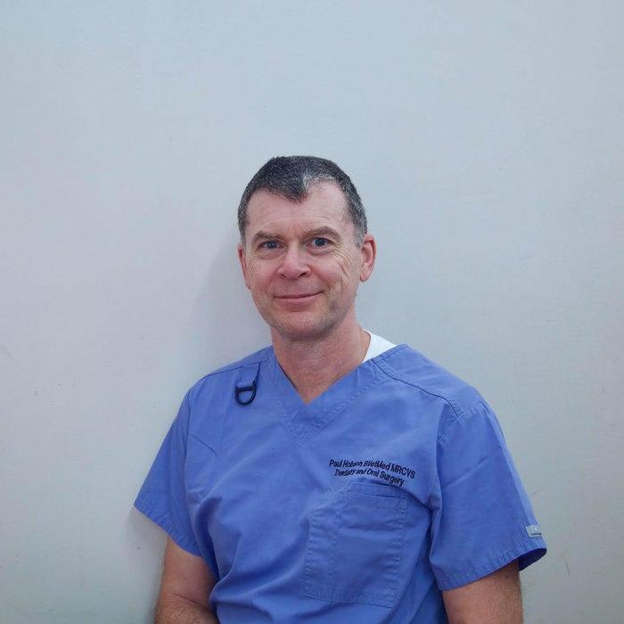 Dr. Paul Hobson photo